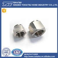 Pipe fitting dimension male elbow fitting stainless steel hydraulic fittings