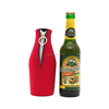 Upscale Advertising Products Neoprene 750ML Bordeaux Wine Bottle Cover Tote For Christmas