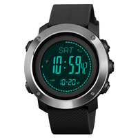 2018 fashion japan movt new man relojes skmei waterproof digital chronograph sport watch for men