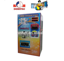 March Expo Coin Token Changer Machine
