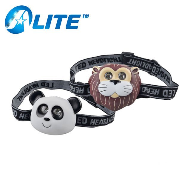 Promotional Animal Shaped Led Headlamp Manufacturers for Kids