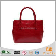 CSS1160-001 Girls love red chic high end fashion ladies handbags genuine leather mini bags