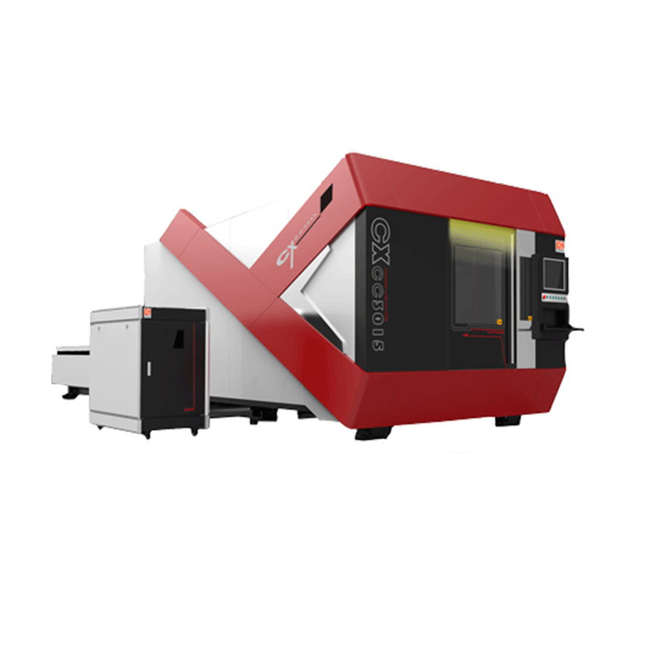 CHLaser cnc cutter fiber laser wood and metal <strong>cutting</strong> and engraving machine factory with manufacturer