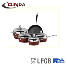 chinese cooking pot cookware set