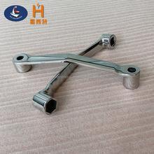 China high quality stainless steel yacht door handle wrench, yacht door handle