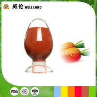 Natural herbal extract Beta-carotene coloring powder for condiment