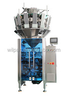 Nitrogen Filled Automatic almond /mixed nuts/dried fruit/chick pea packing machine
