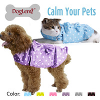 Wholesale Spring/Autumn Hot Sell Dog Anti-Anxiety Clothes Pet Apparel Dog calming Sweater Coat Apparel in Stock