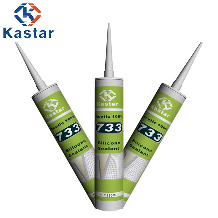 Excellent Performance Weatherproofing 100% Super Silicone Sealant For Construction Materials