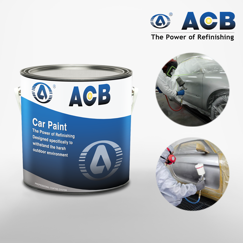 ACB auto body repair cars paint repair plastic primer