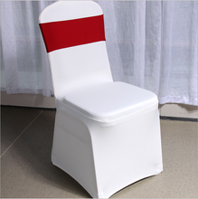 Wholesale cheap stretch spandex wedding decoration chair cover