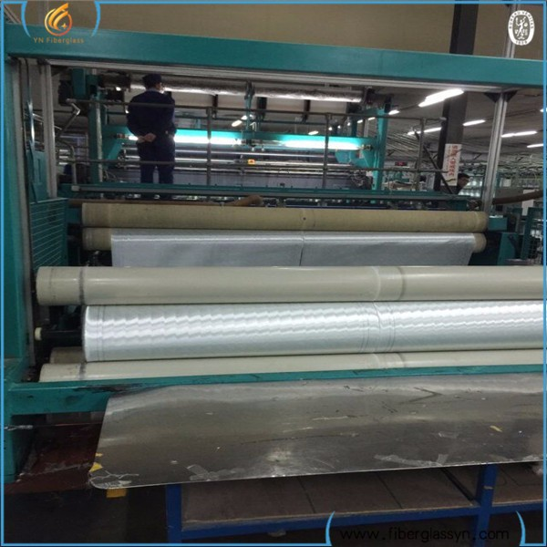 Biaxial Fabric Fiber Glass Multiaxial Fabric Cloth for pipe protection cover