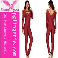 adult thermal jumpsuit ,adult one piece jumpsuit ,one piece jumpsuit KM001a