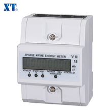 Three Phase Digital Portable Kwh Electronic Energy Meter ( ENERGY METER EXPERT )