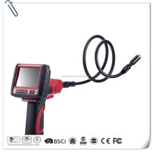 "Wireless Inspection Camera with 3.5 "" Recordable Monitor and 17mm Camera Tube"