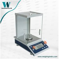 0.0001g 120g counter scale laboratory weighing apparatus