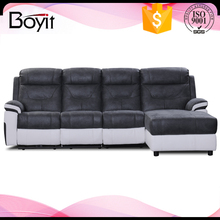 cheap wholesales good quality living room furniture wood frame sofa contrast color fabric sofa set