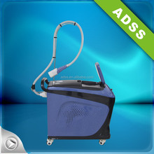 ADSS 1064nm yag laser long pulse professional brown hair removal machine