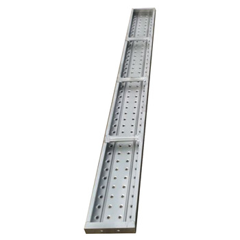 Tianjin TSX Scaffolding safety steel plank board for bridge