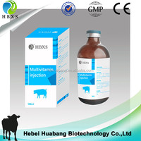 Veterinary Medicine Multivitamin B injection