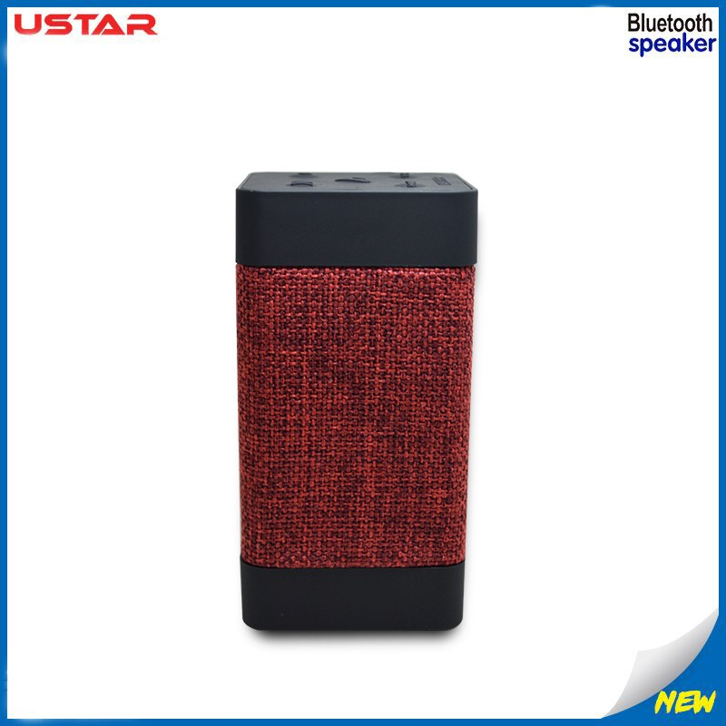 new gadgets 2017 for home wireless bluetooth speaker fabric nice design