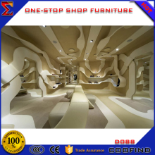 Creative commercial discount Mall Shoes display kiosk store