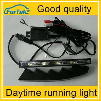 E-Mark Drl Flexible DayLight Drl Led Daytime Running Lights