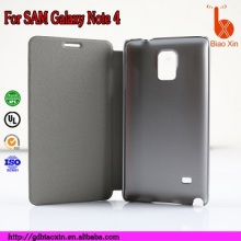 Newest phone case pu and pc material for SAM Galaxy Note 4/SM-N910/N910F/N910X