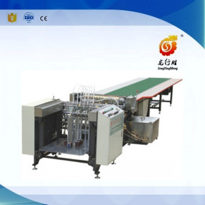 Automatic Paper Feeding And Pasting Machine For Shoes Box
