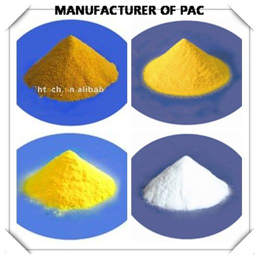 Largest PAC Manufacturer 30% Water Treatment Chemical