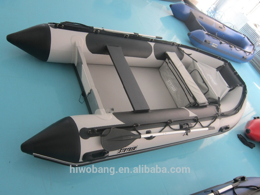 Inflatable boat reasonable price large pvc inflatable fishing boat sale china