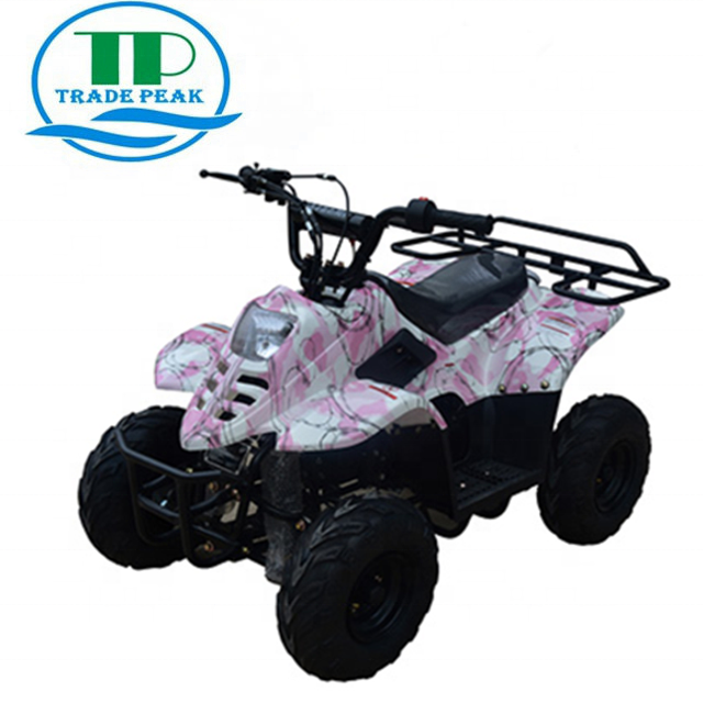QTP 110cc/125cc <strong>Automatic</strong> ATV CE and EPA approved