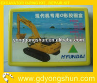 HYUNDAI EXCAVATOR REPAIR SEAL KIT,O-RING KIT BOX