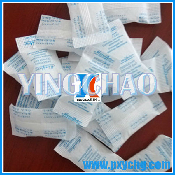 Mini Silica gel Desiccant Pack 1g Desiccant With Air Dryer