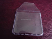 Coin plastic envelope, clear coin holder