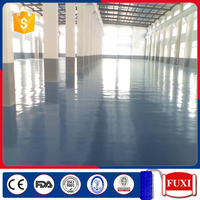 Mirror Effect Concrete Epoxy Resin Floor Coating