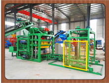 Split face concrete block machine From china
