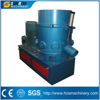 Plastic Agglomerator machine for PP/PE film granulator machine