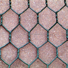 Anping Nova high quality hexagonal mesh low carbon iron wire gabion box