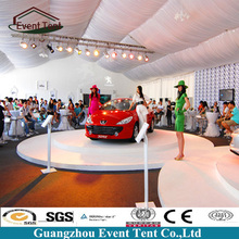China Clear Span Car Storage Tent / Car Show Tent / Car Garage Tents for Auto Show
