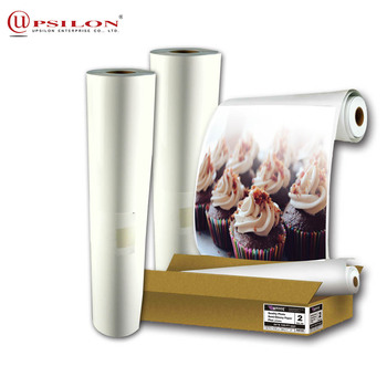 Wholesale RC Glossy Photo Waterproof Paper Roll For 260 Gsm