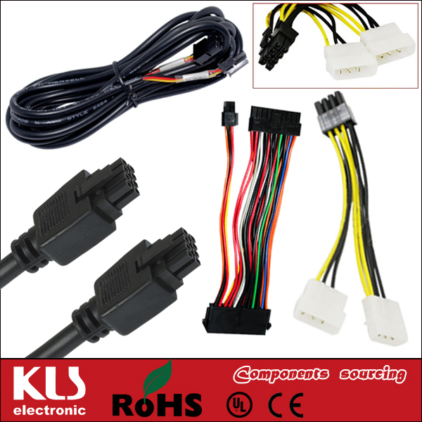 Good quality wiring harnesses components UL CE ROHS 046 KLS brand