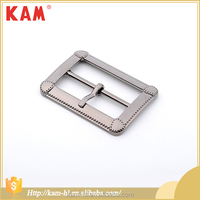 China export fashion design practical metal buckle for coats