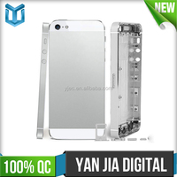 Original color back battery cover for iphone 5c housing replacement
