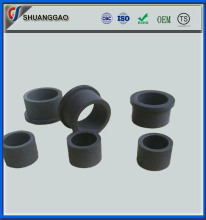 plastic filled ptfe teflon sleeve bushing