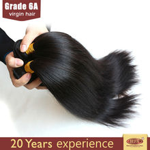 Premiun quality low price without chemical treatment malaysian straight hair