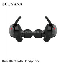 smart cute mini in-ear true wireless stereo bluetooth earphone earbuds, small size bluetooth headset
