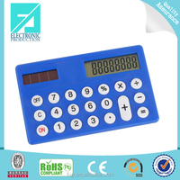 Fupu factory supply 8 digit credit card size calculator for promotion