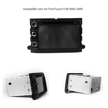 Android 4.4 pure 3g wifi car dvd player with gps navigation for Ford FOCUS F150 Fusion Explorer 2006-2009