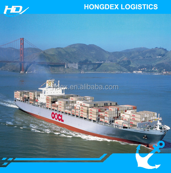 Freight forwarder from china ship cargo sea freight to New York